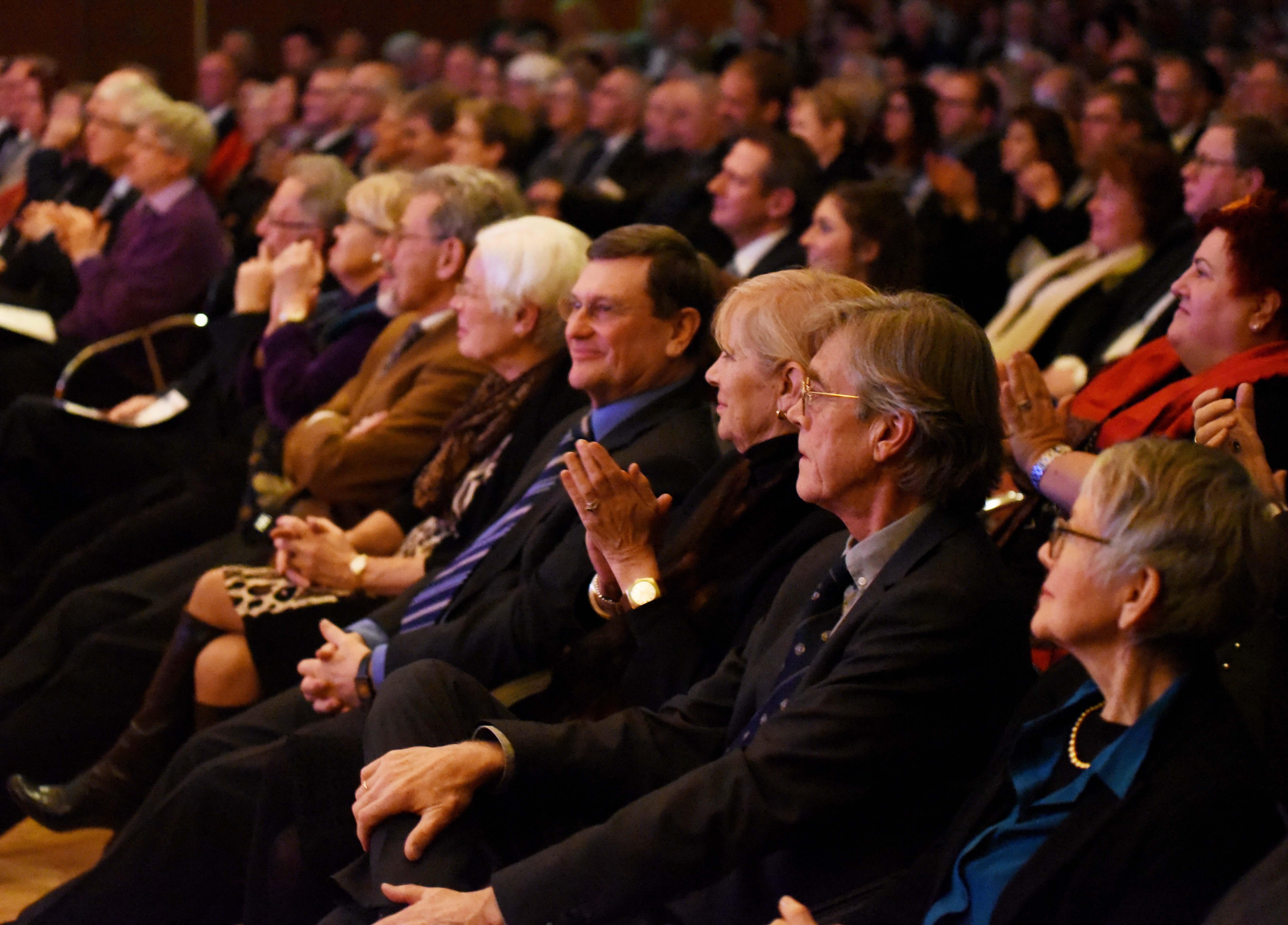 Begeistertes Publikum bei der Geburtstagsfeier des Lions Clubs Groß-Umstadt